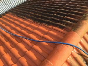 En del bilder på några av våra tusentals utförda taktvättar, fasadtvättar mm