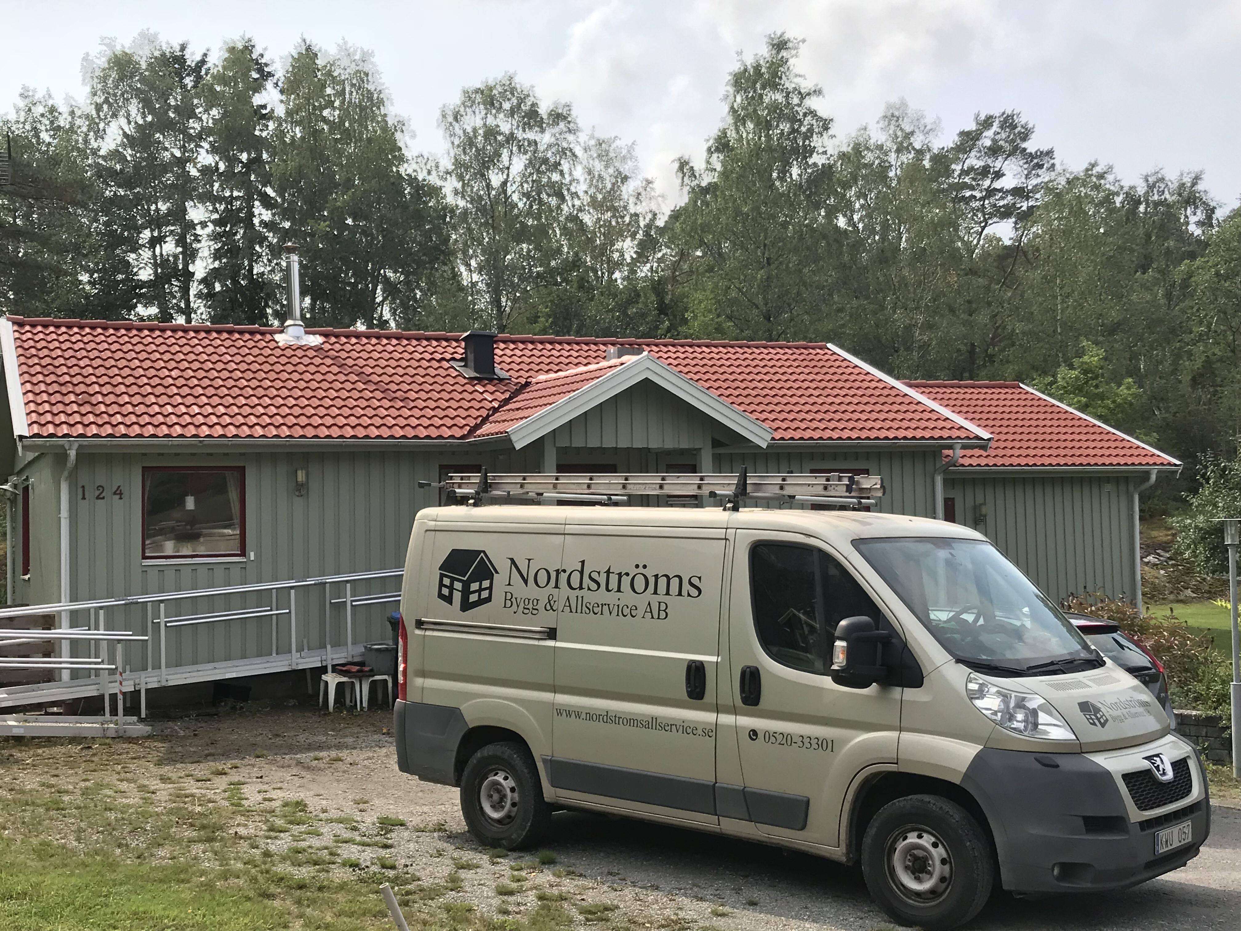 nordströms bygg & allservice ab